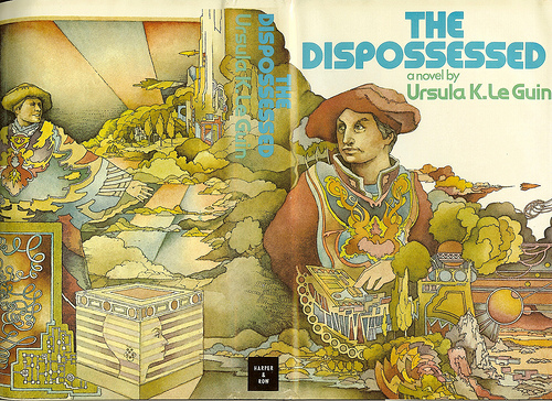 essay on the dispossessed In the new utopian politics of ursula k le guin's the dispossessed,the first ever collection of original essays devoted to le guin's novel, w e aim to dispossessed be read as an anarchist, ecological, anticapitalist, or revolutionary utopia which political themes emerge most strongly.